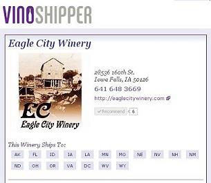 Eagle City Winery & VinoShipper